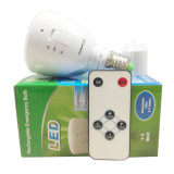 Bulbo recargable de E27 Dimmable con el certificado de Ce&RoHS