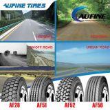 트럭 타이어, TBR 타이어, 버스 타이어, ECE 점 범위 레테르를 붙이기를 가진 관이 없는 타이어