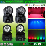 中国製Best Seller 18PCS LED Mini Moving Head Wash Light