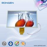10.1 pulgadas TFT LCD 1024x600 Color LCD interfaz de pantalla Lvds 40 Pin
