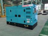 комплект генератора 20kVA/16kw FAW звукоизоляционный при одобренный Ce (GDX20*S)