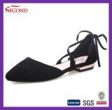 OEMの製造者の女性の縞の方法靴