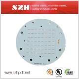Lado del tablero del PWB del aluminio LED solo