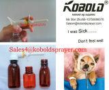 Pulvérisateur d'animal de tête de jet de médecine de Kobold