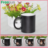 Freesub 11oz Sublimation Ceramic Color Changing Coffee Mug
