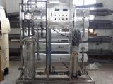 Planta subterrânea do purificador da água do tratamento da água System/RO