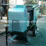 40m3/H Electric Trailer Concrete Pump (HBT40E-1407)