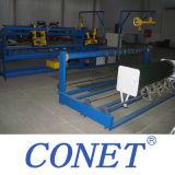 Высокоскоростное звено цепи Fence Making Machine Diamon с CE и SGS Certificates