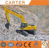 Máquina escavadora resistente Multifunction do Backhoe da esteira rolante de CT360-8c Carter (114m3)
