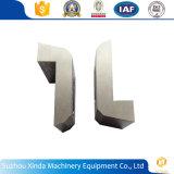 L'OIN de la Chine a certifié l'usinage de commande numérique par ordinateur d'acier inoxydable d'offre de constructeur