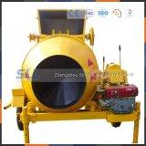 Preço de tratamento por lotes do misturador do mini cimento concreto diesel do fornecedor de China