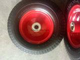 4.80/4.00-8中国Maxtop平らで自由なPUの泡の車輪