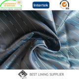 Klage-Jacquardwebstuhl der Form-Männer, der Futter-Gewebe des Polyester-100 zeichnet