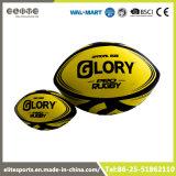 Esfera de rugby brilhante atrativa profissional do neopreno