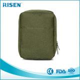 Nécessaire militaire de premiers soins d'armée de mini poche de camouflage de vente en gros de la Chine