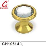 Crystalの家具Hardware Gold Knob Handles