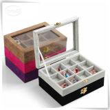 Lady를 위한 좋은 PU Leather Cabinet Jewellery Organizer