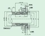 Уплотнение насоса механически применяется к корродирующему агенту (HQ 502)