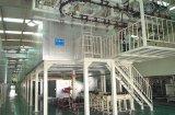 Cabine de pulverizador eletrostática do pó do PVC do perfil de alumínio