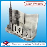 New York City Building Table Cartão de crédito Business Card Holder