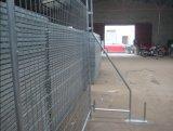 Гальванизированная ферма Fence/PVC провода панели сетки покрыла сваренную загородку ячеистой сети/гальванизированный ограждать провода