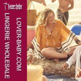 Paisley-Kimono-Badeanzug-Strand-Form-Vertuschung (L38365)