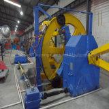 Equipamento subterrâneo da fabricação de cabos do fio