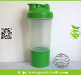 20oz Blender Mixer Bottle Protein Shaker con Compartment
