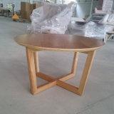Tavolino da salotto domestico classico di legno solido di alta qualità della mobilia di disegno