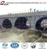 10 anos de sargeta de aço ondulada produzida fábrica da ponte