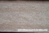 Tela del sofá del telar jacquar del terciopelo del poliester