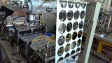 Tapa plástica que hace la máquina