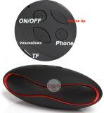 Радиотелеграф Bluetooth диктора оптового футбола рэгби X6 миниый