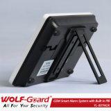Allarme intelligente professionale senza fili di obbligazione di GSM con PIR incorporato (YL-007M2K)