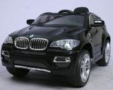 Conduite autorisée sur le véhicule avec à télécommande (BMW X6)