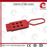 Industries에 있는 Keeping Workers Safe를 위한 Zc-K42 Nylon Safety Lockout Hasp
