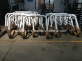 Erstklassige Durablestainless Stahlim freienschleife-Parken-Zahnstangen