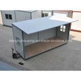 Casa del envase y dormitorio portables prefabricados baratos de los trabajadores para la venta
