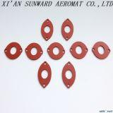 De Bestand O-ringen op hoge temperatuur van het Silicone van de Verbinding