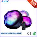 Altoparlante senza fili della sfera di cristallo dell'altoparlante del LED Bluetooth con indicatore luminoso variopinto
