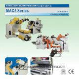MAC5 السلسلة 3 في 1 مضاعفات مستقيم المغذية للطاقة آلة الصحافة