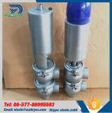 스테인리스 3 방법 압축 공기를 넣은 반전 벨브 (DE-SV02)
