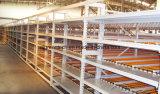 Piatto-Tipo cremagliera di memoria del magazzino del pallet della cremagliera del rullo con i certificati del Ce