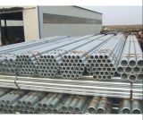 Цинк Galvanized Round Steel Pipe для строительного материала