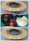 Cableのための赤いDouble Side Metallized Pet Film Tape