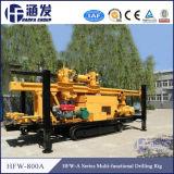 Mais fácil operar-se! Hfw - equipamento Drilling de poço de água do reboque 800A