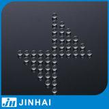 шарики 12mm ясные твердые стеклянные для украшения