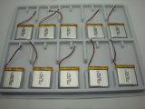 Bateria recarregável 260mAh 202030 de Lipolymer