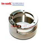 Componentes de giro & de trituração da liga de alumínio do CNC da precisão