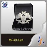 支持される3mの顧客用ロゴの金属の自動紋章